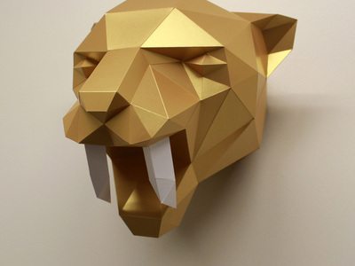 photo of Fiona the Sabre-Tooth Tiger by Touch Of Modern