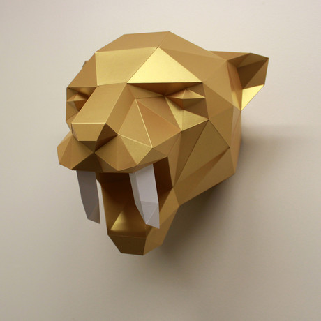 Fiona The Sabre-Tooth Tiger