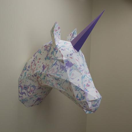 Vera The Marbled Unicorn