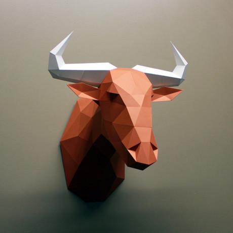 Gerard The Wildebeest