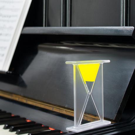 Techno // Yellow // Reverse Flow