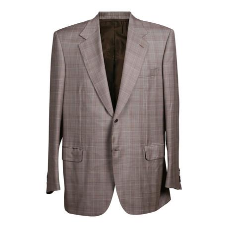 Super 180s 2-Button Suit // Gray (US: 36R)
