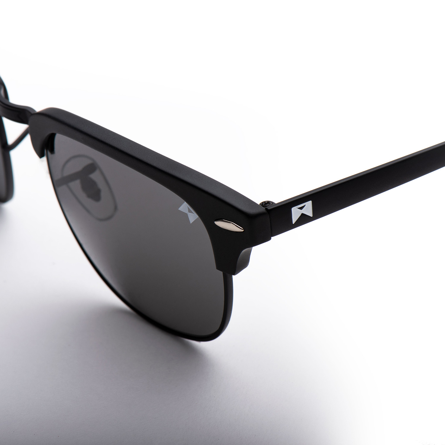 d53cde52f1 The Empire (Black Black) - William Painter Sunglasses - Touch of Modern