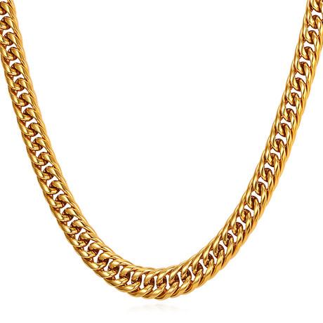 "Cuban Link Chain (22"")"