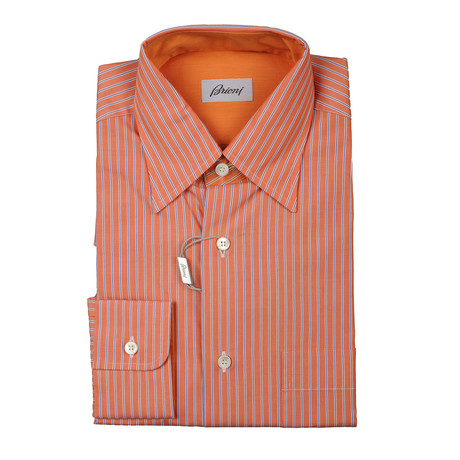 Lindsey Dress Shirt // Orange (Euro: 38)