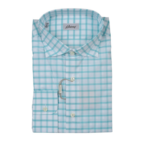 Elden Dress Shirt // Blue (US: 47)