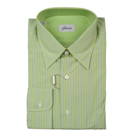 Waldo Dress Shirt // Green (Euro: 38)
