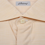 Augustus Dress Shirt // Tan (US: 40)