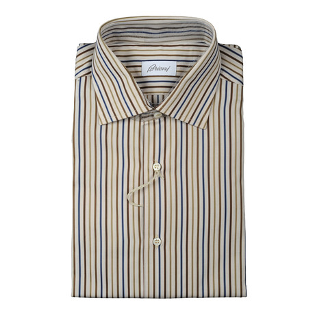 Danilo Dress Shirt // Multicolor (Euro: 38)