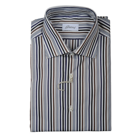 Jewell Dress Shirt // Multicolor (Euro: 38)