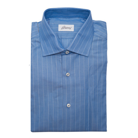 Perry Dress Shirt // Blue (Euro: 38)