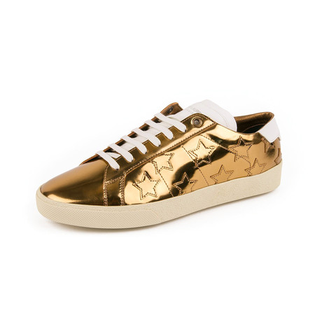 Court Classic Low Top California Sneakers // Gold (Euro: 39)
