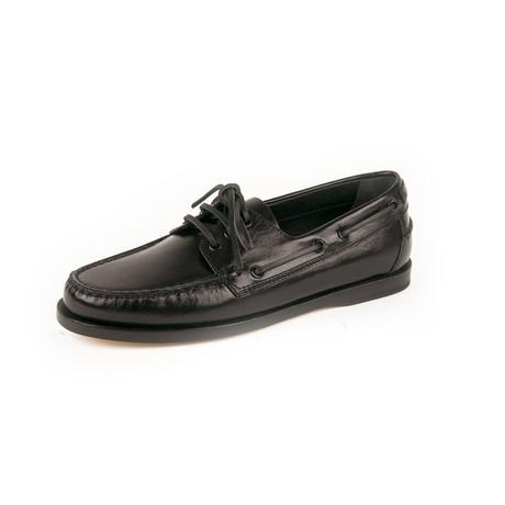 Deck 20 Loafer // Black Moroder (Euro: 39)