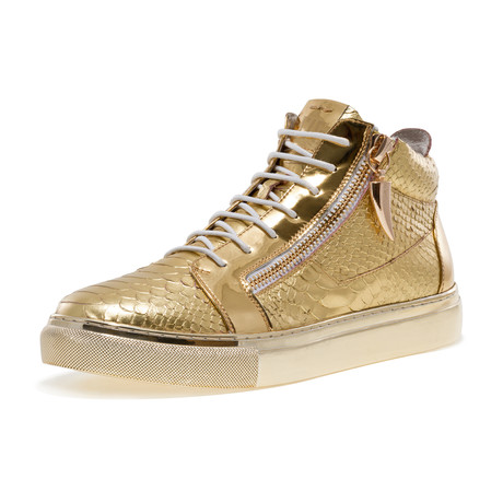 Zack Shoe // Gold (US: 7)