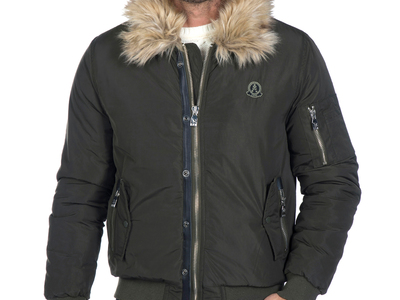 Photo of CLEARANCE: Outerwear We've Got You Covered Deacon Winter Coat // Khaki (3XL) by Touch Of Modern