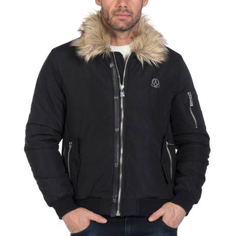 Kyrie Winter Coat // Black (S)