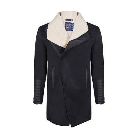 Jair Winter Coat // Navy (S)
