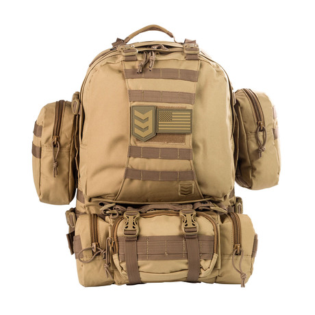 Paratus 3-Day Operator's Pack (Black)