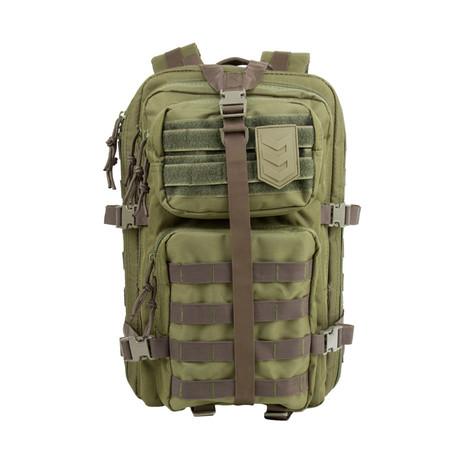 Velox II Quick Action Tactical Backpack (Coyote Tan)