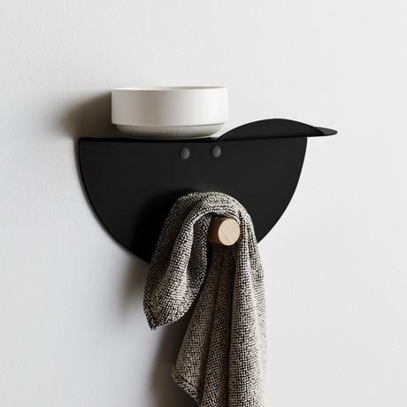 Tuck Shelf // Black