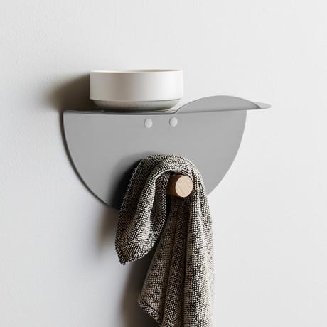 Tuck Shelf // Feather