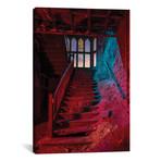 """City Meth Stairs // Noel Kerns (12""""W x 18""""H x 0.75""""D)"""