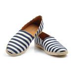 Dennis Shoe // Blue + White (Euro: 38)