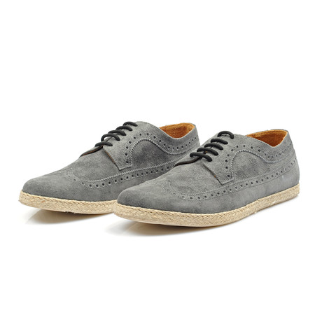 Wyatt Shoe // Gray (Euro: 38)