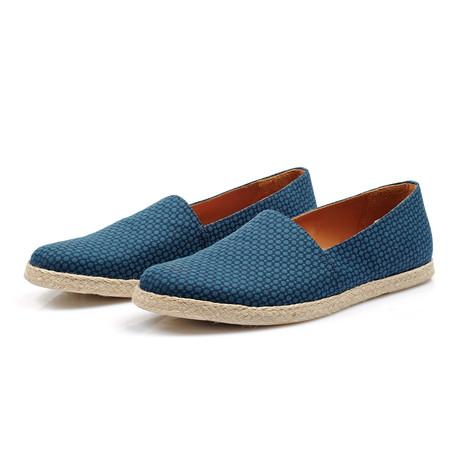 Kasey Shoe // Blue (Euro: 40)