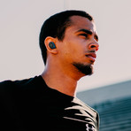 xFyro S2 // Wireless Earbuds (Black)