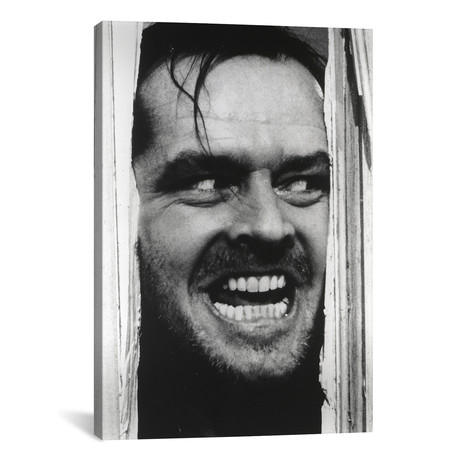 Jack Nicholson // The Shining