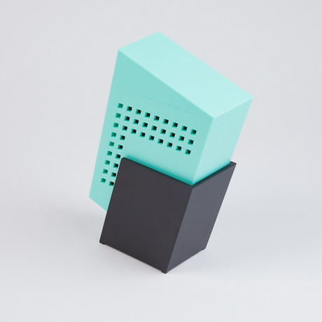 Icaria Toothbrush Holder // Turquoise