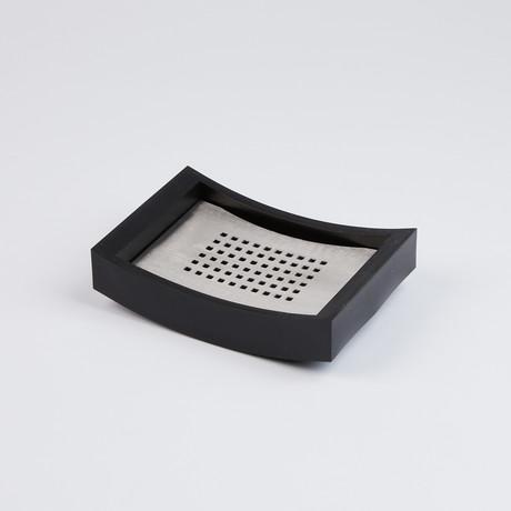 Sonoma Soap Dish // Black