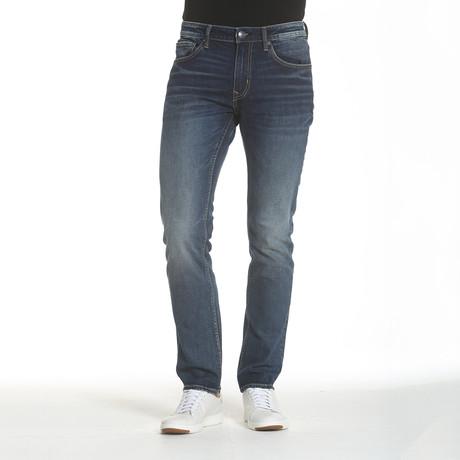 Mick 330 Slim // Short // Pure Blue (29WX30L)