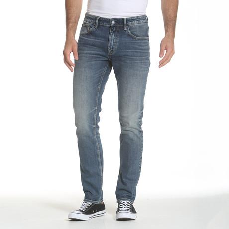 Mick 330 Slim // Short // Medium Wash (30WX30L)