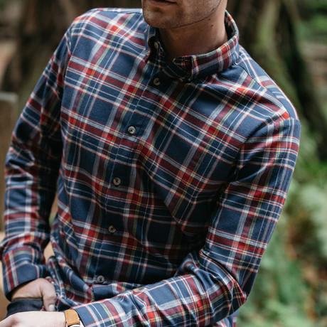 Redmond Flannel Shirt (S)
