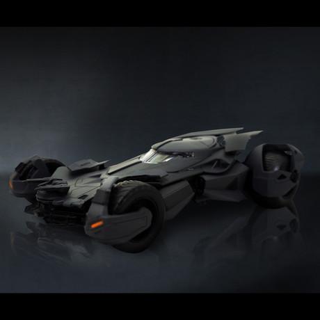 Batman Vs Superman // Batmobile 1:24 // Premium Display