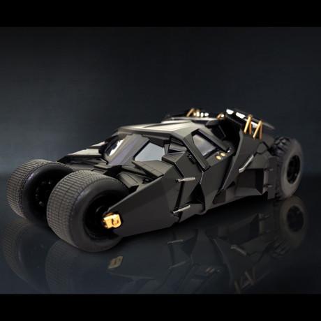 Batman Dark Knight // Batmobile 1:24 // Premium Display
