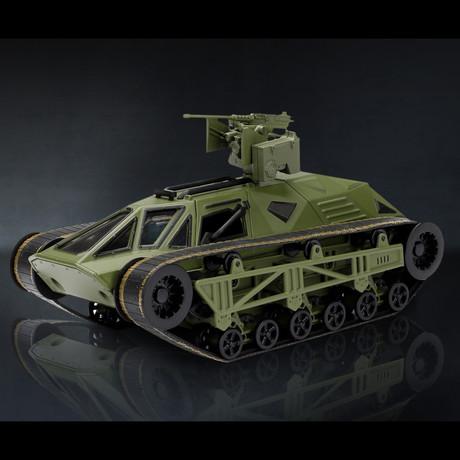 Fast + Furious // Ripsaw Tank 1:24 // Premium Display