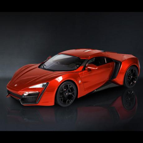 Fast + Furious // 2014 Lykan Hypersport 1:24 // Premium Display
