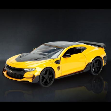 Transformers // Bumblebee 2016 Chevy Camaro 1:24 // Premium Display