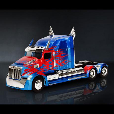 Transformers // Optimus Prime 1:24 // Premium Display