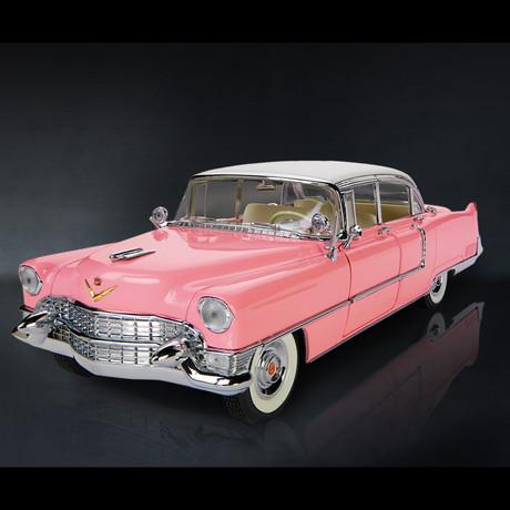 Elvis Presley // 1955 Cadillac Fleetwood 1:18 // Premium Display