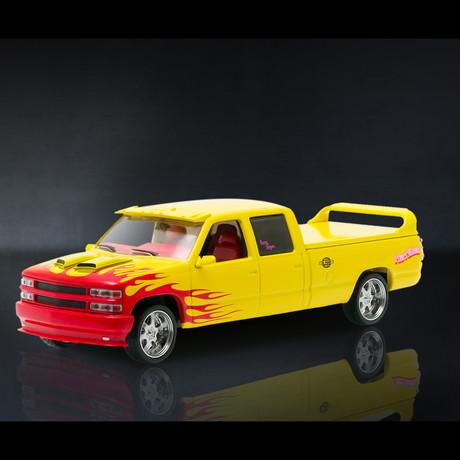 Kill Bill // Pussy Wagon 1:18 // Premium Display