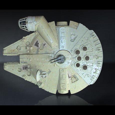 Star Wars 1979 Millennium Falcon // Generation 1 // Museum Display