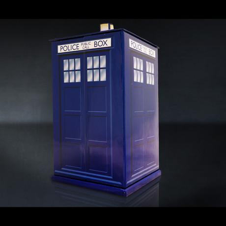 Dr. Who // Tardis Storage Box