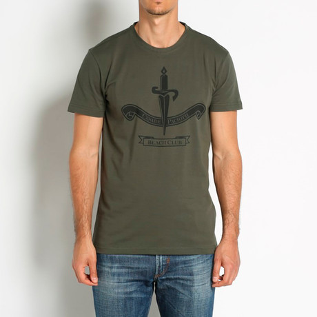 Beach Club T-Shirt // Green (Euro: 46)