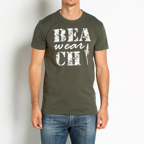 Beach T-Shirt // Green (Euro: 46)