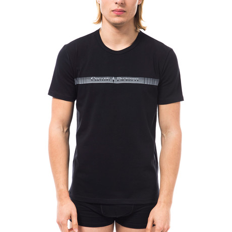 Shades T-Shirt // Black (XS)