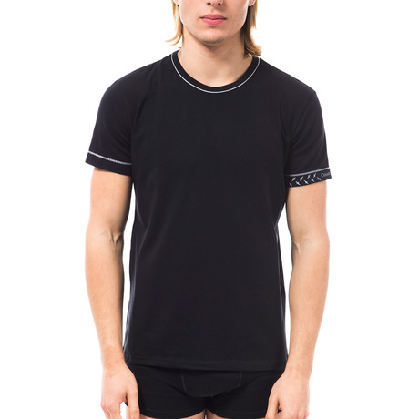 Pugnali T-Shirt // Black (XS)
